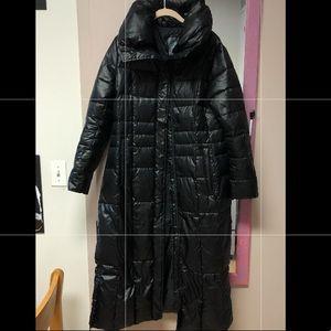 Super long Puffer Jacket
